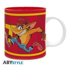 CRASH BANDICOOT MUG 320 CRASH TNT