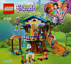 LEGO FRIENDS MIA TREE HOUSE