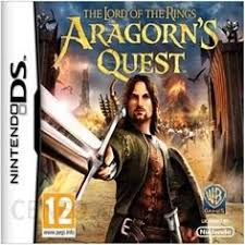 LORD OF THE RINGS: ARAGORNS QUEST/NDS