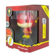 DC COMICS LAMPE THE FLASH 10 CM