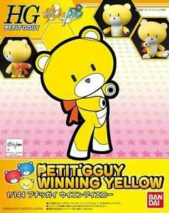 HGF BEARGGUY PETIT YELLOW