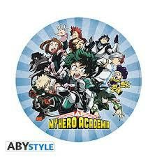 MY HERO ACADEMIA MOUSE PAD HEROES IN SHA