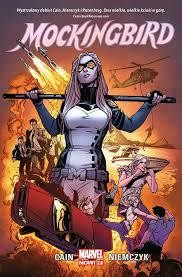 MARVEL NOW 2 MOCKINGBIRD