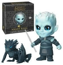 GAMES OF THRONES POP 5 STAR LE ROI NUIT