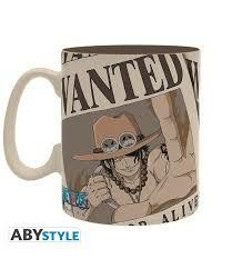 ONE PIECE MUG 460 ML WANTED ACE