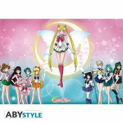 SAILOR MOON POSTER SAILOR WARRIORS