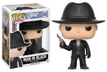 WESTWORLD POP 459 LHOMME EN NOIR