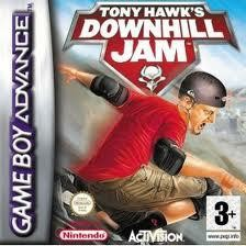 TONY HAWKS DOWNHILL