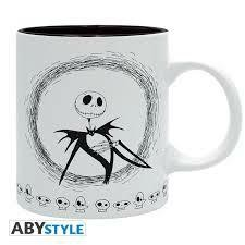 NIGHTMARE BEFORE XMAS MUG 320 ML JACK