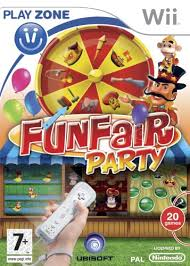 FUN FAIR PARTY WII