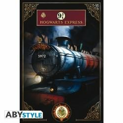 HARRY POTTER POSTER HOGWARTS EXPRESS
