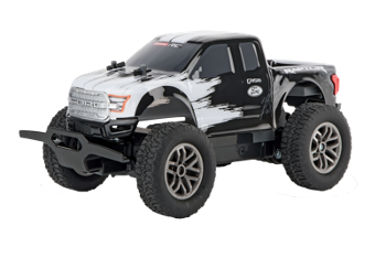2,4 GHZ FORD F 150 RAPTOR B W