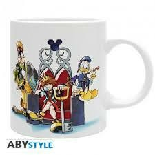 KINGDOM HEARTS MUG 320 ML ARTWORKS