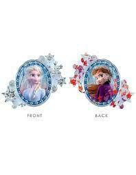 INFLATABLE FOIL BALLOON FROZEN 2 MIRROR