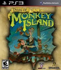 TALES OF MONKEY ISLAND PS3