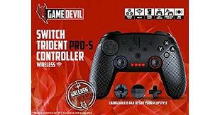 GAME DEVIL SWITCH PRO S CONTROLLER