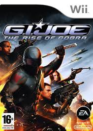 G.I.JOE: THE RISE OF COBRA /WII