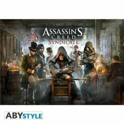 ASSASSINS CREED POSTER SYNDICATE GOD
