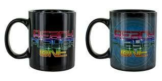 READY PLAYER ONE MUG HEAT CHANGE