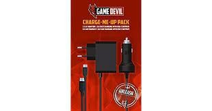 GAME DEVIL CHARGE ME PACK
