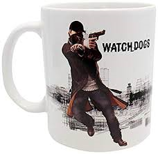 WATCH DOGS MUG AIDEN