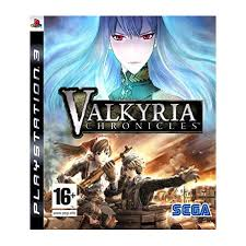 VALKYRIA CHRONICLES PS