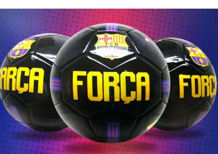 FCB  BALL BLACK FORCA