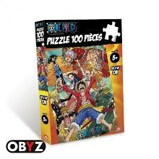 ONE PIECE PUZZLE 100 NEW WORLD