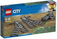 LEGO CITY SWITCH TRUCKS