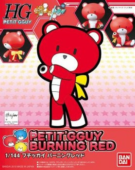 HGF BEARGGUY PETIT RED