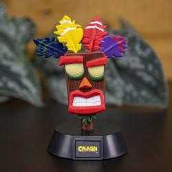 CRASH BANDICOOT AKU AKU ICON LIGHT