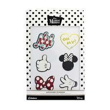 DISNEY STICKERS MINNIE MOUSE