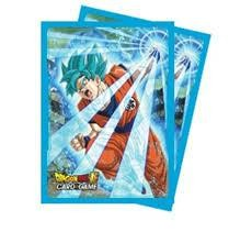 PC DRAGON BALL PROTEGE CARTES GOKU BLUE