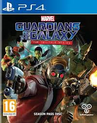 PS4 GUARDIANS OF GALAXY