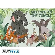 DISNEY POSTER JUNGLE BOOK