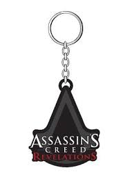 ASSASSINS CREED - REWELATIONS LOGO KEYCH