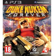 DUKE NUKEM FOREVER (BBFC) PS3