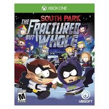 XBOX1 SOUTH PARK THE FRAC BUT WHOLE