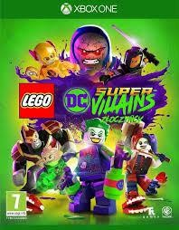 LEGO DC SUPER VILLIANS XONE