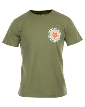 KOSZULKA T SHIRT FOX FIRST RACE ARMY L