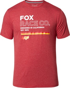T-SHIRT FOX ANALOG TECH