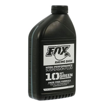 FOX OLEJ 10WT GREEN 946ml