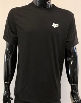 T SHIRT FOX TOURNAMENT TECH BLACK