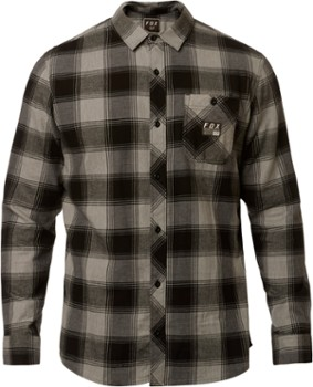 KOSZULA FOX LONGVIEW FLANNEL HEATHER