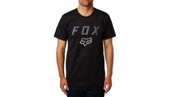 T SHIRT FOX CONTENDED TECH BLACK