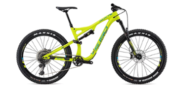 WHYTE S - 150 C WORKS
