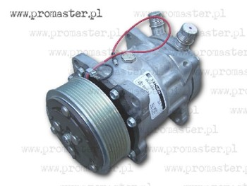 KOMPRESOR 12V - SD7H15 POLY-V8 OR