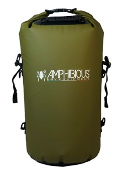 AMPHIBIOUS TORBA TUBE 40L GREEN