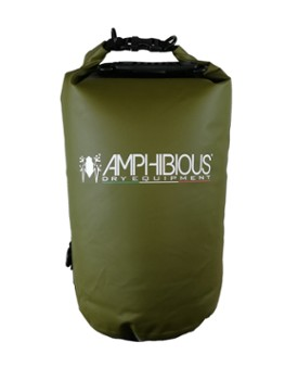 AMPHIBIOUS TORBA TUBE 20L GREEN