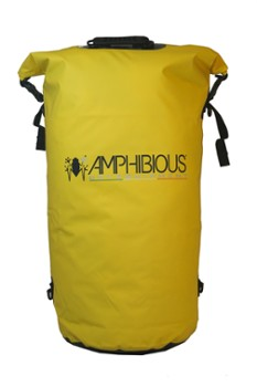 AMPHIBIOUS TORBA TUBE 80L YELLOW